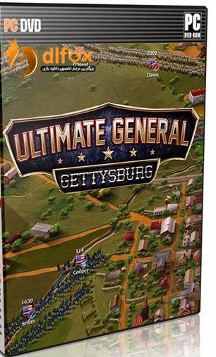 دانلود بازی Ultimate General Gettysburg برای PC