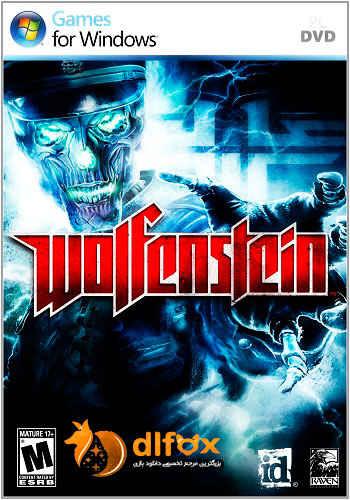 دانلود نسخه فشرده بازی ولفنشتاین Wolfenstein برای PC