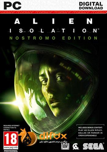دانلود بازی Alien Isolation برای PC