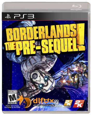 دانلود بازی Borderlands:The Pre-Sequel برای PS3