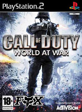 دانلود بازی call of duty 5 برای پلی استیشن ۲