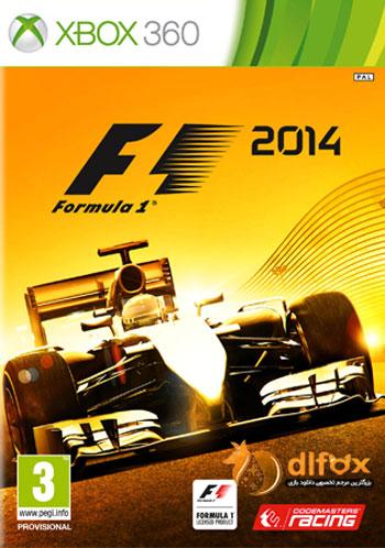 دانلود بازی F1 2014 برای XBOX360