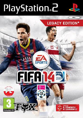 دانلود بازی FIfa14 , FIfa13 برای پلی استیشن۲