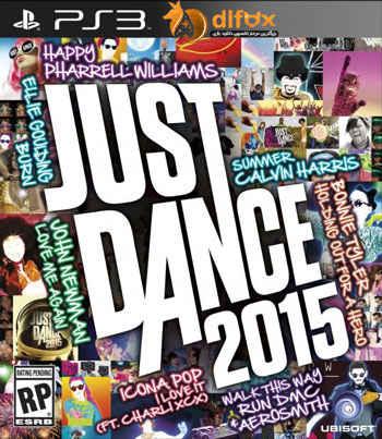 بازی Just Dance 2015 برای PS3