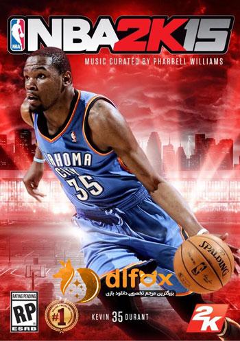 دانلود Update2 برای بازی NBA 2K 15