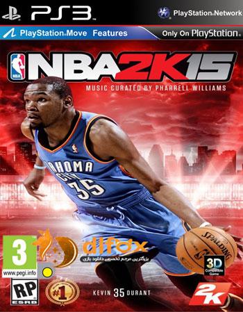 دانلود بازی NBA 2K 15 برای PS3