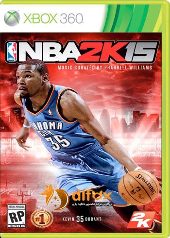 دانلود بازی NBA 2K 15 برای XBOX360