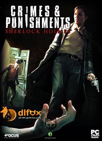 دانلود نسخه فشرده بازی Sherlock Holmes Crimes & Punishments برای PC