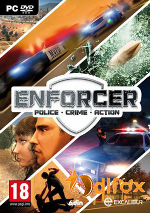 دانلود بازی Enforcer Police Crime Action برای PC