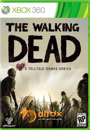دانلود بازی The Walking Dead: Season 2 برای XBOX360