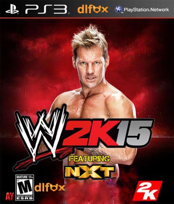 دانلود بازی WWE 2K15 برای PS3