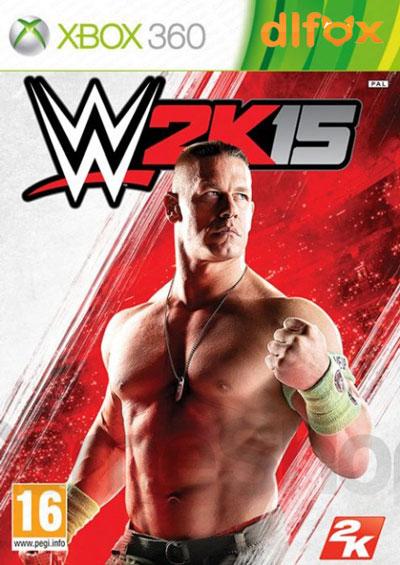 دانلود بازی WWE 2K15 برای XBOX360