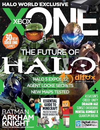 شماره جدید مجله X ONE