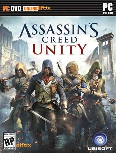 دانلود آپدیت ۱٫۲ بازی assassins creed unity
