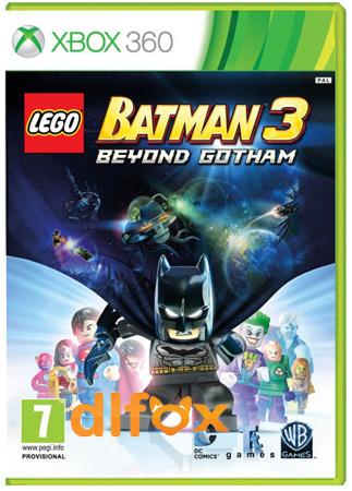 دانلود بازی LEGO Batman 3:Beyond Gotham برای XBOX360