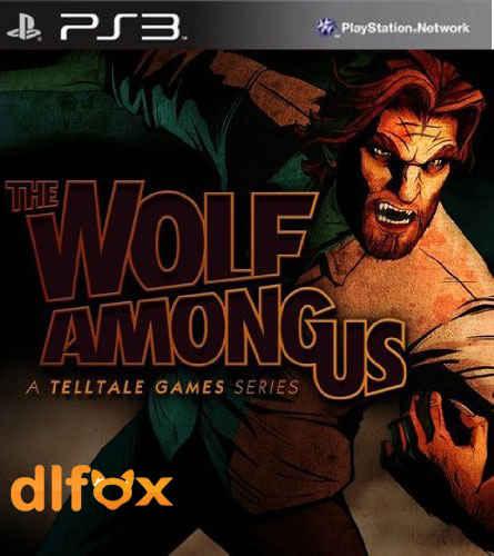 دانلود بازی The Wolf Among Us برای PS3