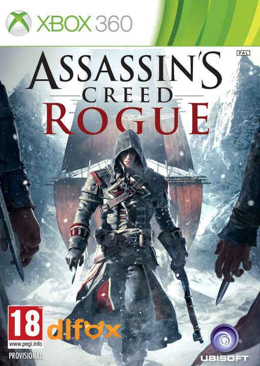 دانلود بازی Assassin's Creed Rogue برای Xbox 360