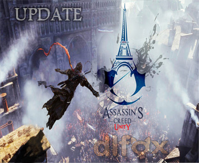 دانلود Update 1.4 بازی Assassins creed unity