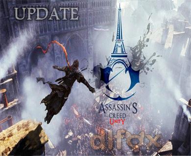 حل مشکلات بازی assassins creed unity برایPC
