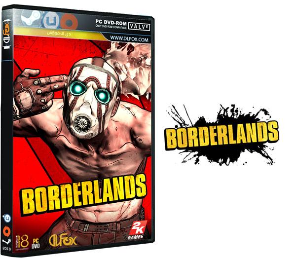 دانلود نسخه فشرده بازی Borderlands برای PC