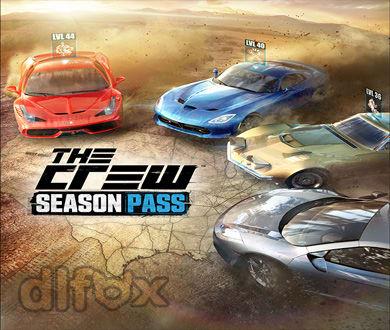 بازی The Crew برای XBOX360