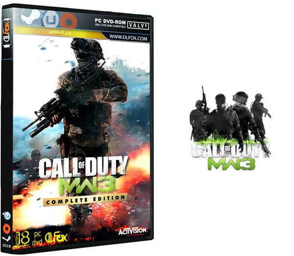 نسخه فشرده CorePack بازی Call of Duty: Modern Warfare 3 برای PC