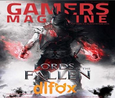 مجله بازی Gamers Magazine