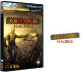 دانلود نسخه فشرده بازی Guns N Zombies برای PC