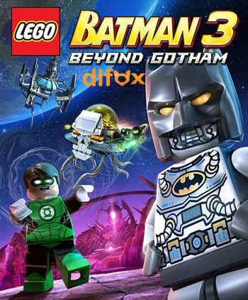 دانلود بازی LEGO Batman 3: Beyond Gotham برای PC