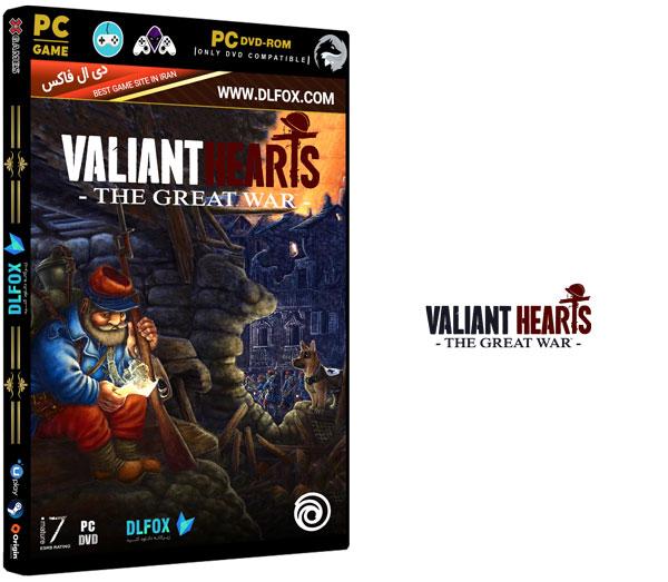 راهنمای قدم به قدم بازی Valiant Hearts The Great War