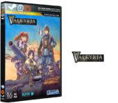 دانلود نسخه فشرده بازی Valkyria Chronicles برای PC