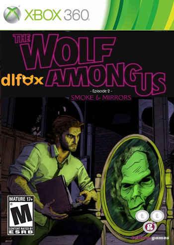 دانلود بازی The Wolf Among Us برای XBox 360