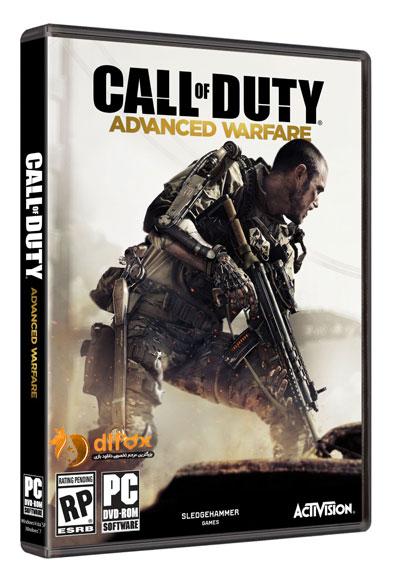 دانلود آپدیت ۲ بازی Call of Duty: Advanced Warfare