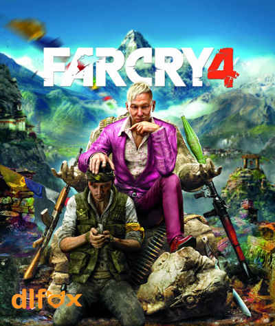 دانلود کرک فیکس بازی Far Cry 4 برای PC