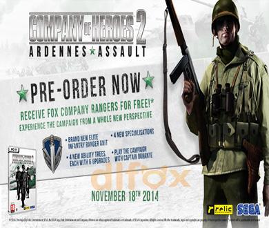 دانلود بازی Company of Heroes2-2014 برای PC