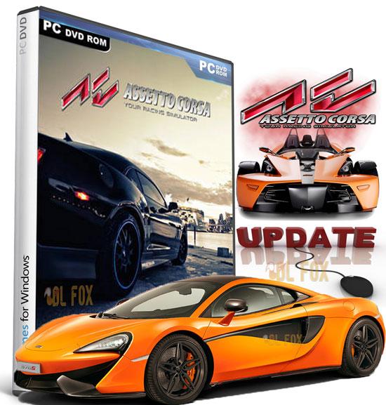 دانلود نسخه نهایی بازی Assetto Corsa برای PC