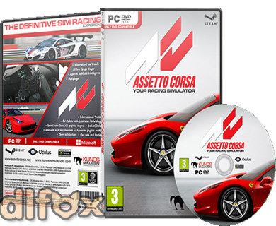 دانلودنسخه فشرده بازی Assetto Corsa برایPC