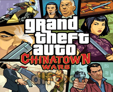 دانلود بازی GTA:Chinatown Wars برای اندروید