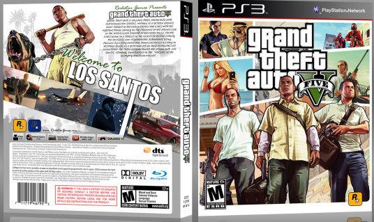 باز شدن تمامیDLC بازی GTA V در PS3