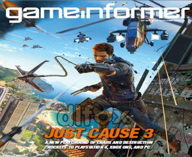 دانلود مجله بازی  Game Informer