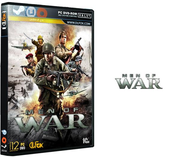 دانلود نسخه فشرده کالکشن بازی Men of War برای PC