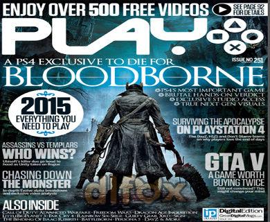 دانلود مجله بازی  Play UK
