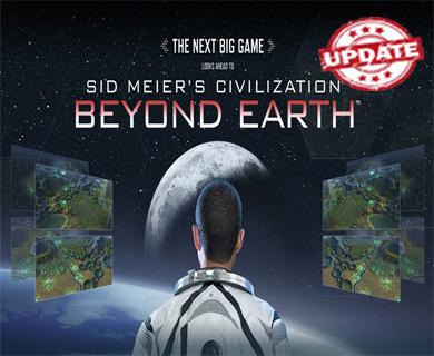 دانلود آپدیت ۱٫۰٫۱٫۶۰۷ بازی Sid Meiers Civilization Beyond Earth