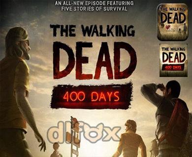 دانلود بازی The Walking Dead–Season1+400 Days