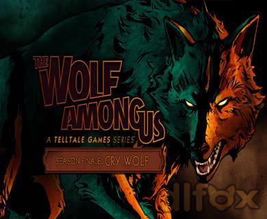 نسخه فشرده بازی the wolf among us برایPC