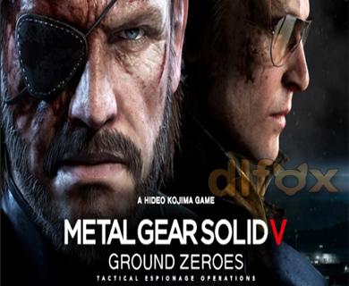 دانلود بازی Metal Gear Solid V: Ground Zeroes برای PC
