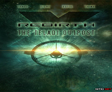 دانلود بازی X Rebirth: The Teladi Outpost برای PC