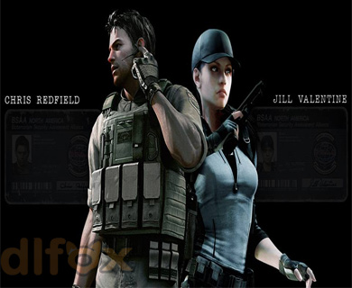دانلود بازی Resident Evil HD برای PS3