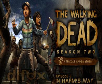 نسخه فشرده بازی The Walking Dead برایPC