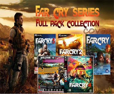 مجموعه کاور بازی FARCRY